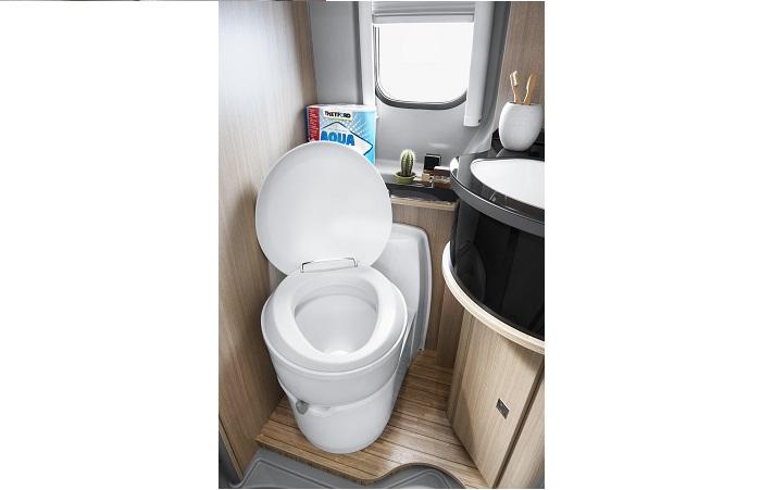 Thetford Cassette Toilet : Thetford cassette toilet c european innovation award