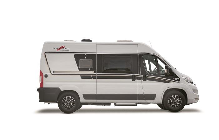 Malibu Van 540